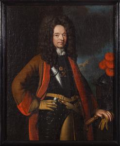 Portret van Jacob de Breff (?-1731)