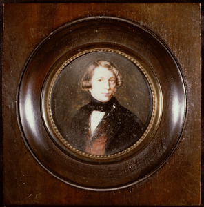 Portret van Jasper Andreas Adriaan Leemans (1819-1884)