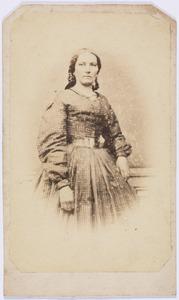 Portret van Louise Josephina de Both (1827-1910)
