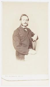 Portret van J. Mulder