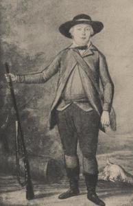 Portret van Johannes van Swijndregt ( -1843)