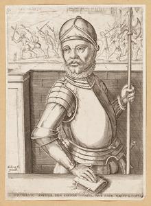 Portret van Diederick Snijder ( -1535)