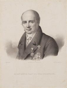 Portret van Francisco de Zea Bermudez (1779-1850)