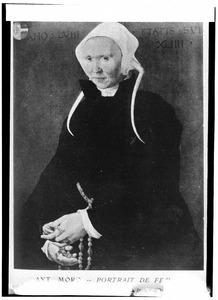 Portret van mogelijk van Wassenaer van Duvenvoirde