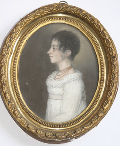 Portret van Maria Elisabeth Wolfsen (1792-....)