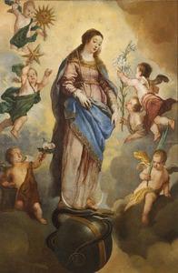 Onze Lieve Vrouwe Onbevlekt Ontvangen