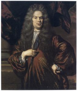 Portret van Rochus van der Does ( -1707)