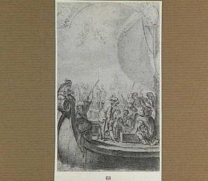 Het overbrengen van de relieken van de H. Marcus naar Venetië