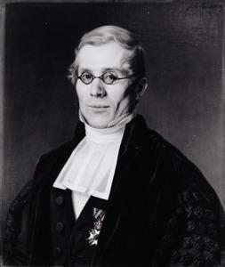 Portret van Simon Karsten (1802-1864)