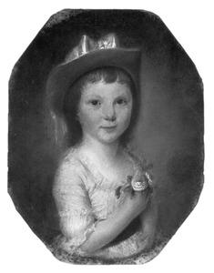 Portret van Elisabeth van Vollenhoven (1781-1816)