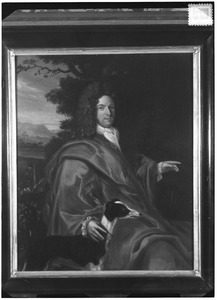 Portret van Pieter Pompe van Slingelandt (1673-1733)