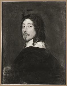 Portret van een man, mogelijk Henry Frederick Howard, 22nd Earl of Arundel (1608-1652)