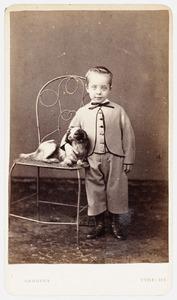 Portret van Rudolf Mees