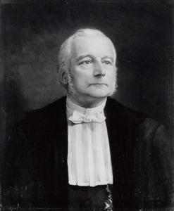 Portret van Gijsbert Hendrik Lamers (1834-1903)