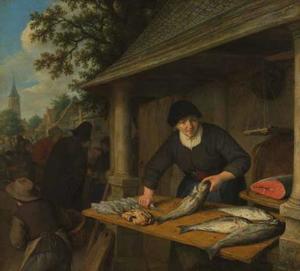 De visvrouw