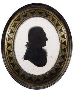 Portret van Anne Willem Carel baron van Nagell (1756-1851)