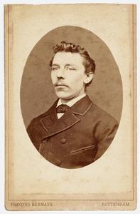 Portret van dhr. Remijn