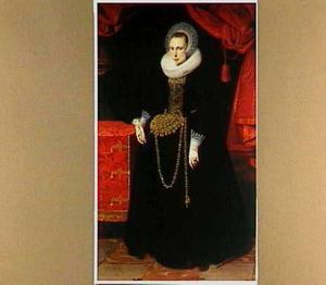 Portret van Aertgen Witsen (1617-1652)