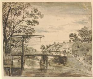 De brug over de Vecht te Maarssen