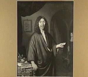 Portret van Johannes van Crombrugge (1633-1683)