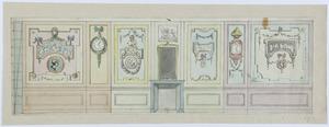 Voorbeelden van wanddecoraties