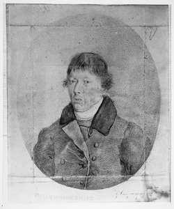 Portret van Pieter Willem Smits