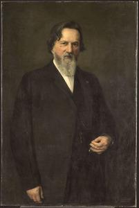 Portret van Prof. Dr. Franciscus Donders (1818-1889)