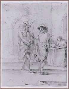 Quevedo en de Tijd in het dolhuis der verliefden (Suenos 1641, boek IV, eerste droom)