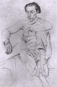 Portret van Raoul Hynckes (1893-1973)