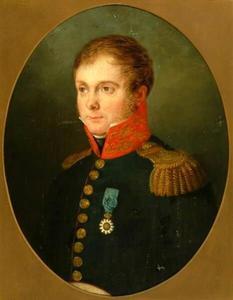 Portret van Dionisius Lambertus Vermasen (1776-1855)