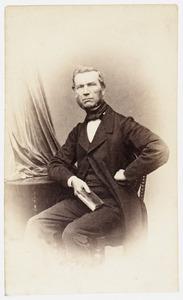 Portret van Henri Jean Kronenberg (1804-1890)