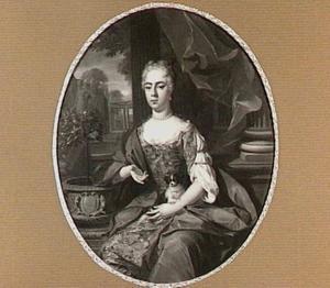 Portret van Johanna Machteld van Bredehoff (1710-1769)