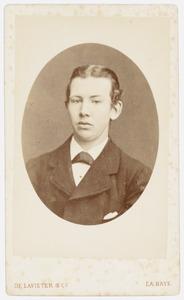 Portret van Maurits van Reenen (1859-1916)