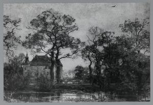Kasteel De Cannenburgh in de herfst