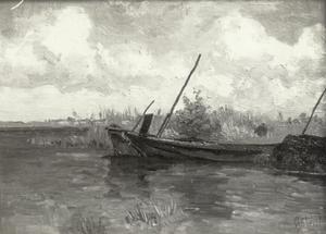 In de polder bij Kortenhoef