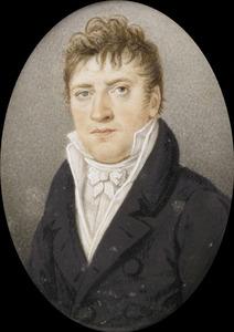 Portret van Georg Albrecht Diederichs (1751-1816)