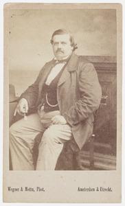 Portret van Carel Frederik Wesselman van Helmond (1819-1870)