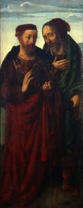 Jozef van Arimatea en Nikodemus