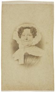 Portret van een vrouw, mogelijk uit de familie Bijll / Nachenius / Stork / Zeper