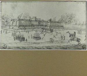 Belegering van een fort