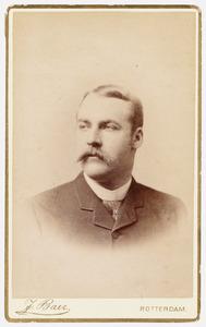 Portret van Willem Herman Krantz