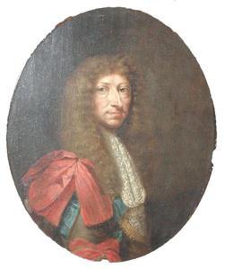 Portret van Frederik Ahlefeldt (1623-1686)