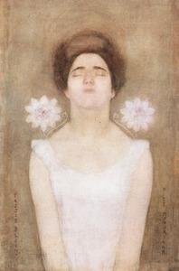 Passie bloem (authentiek)