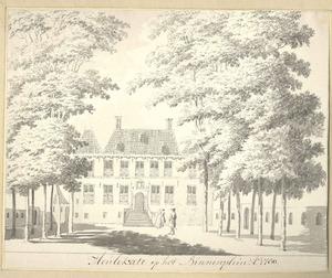 Huis Molecaten te Oldebroek anno 1730
