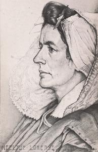 Portret van Neeltje Lokerse