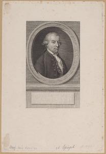 Portret van Laurens Pieter van de Spiegel (1736-1800)