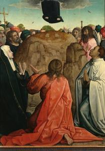 De hemelvaart van Christus