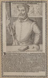 Portret van Jan Matthijsz. van Haarlem ( -1535)