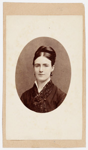 Portret van Arnoldine Adriana Lenting (1852-1927)