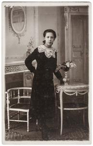 Portret van Maria van der Wal (1901-1989)